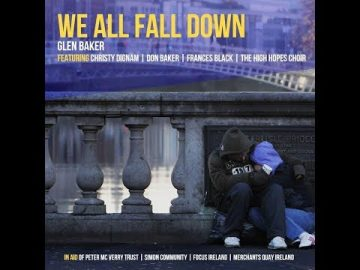 We All Fall Down by Glen Baker featuring The High Hopes Choir