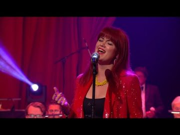 Suzanne Savage & RTE Concert Orchestra - Dance Me to the End of Love - Ray D'Arcy Show, RTEOne